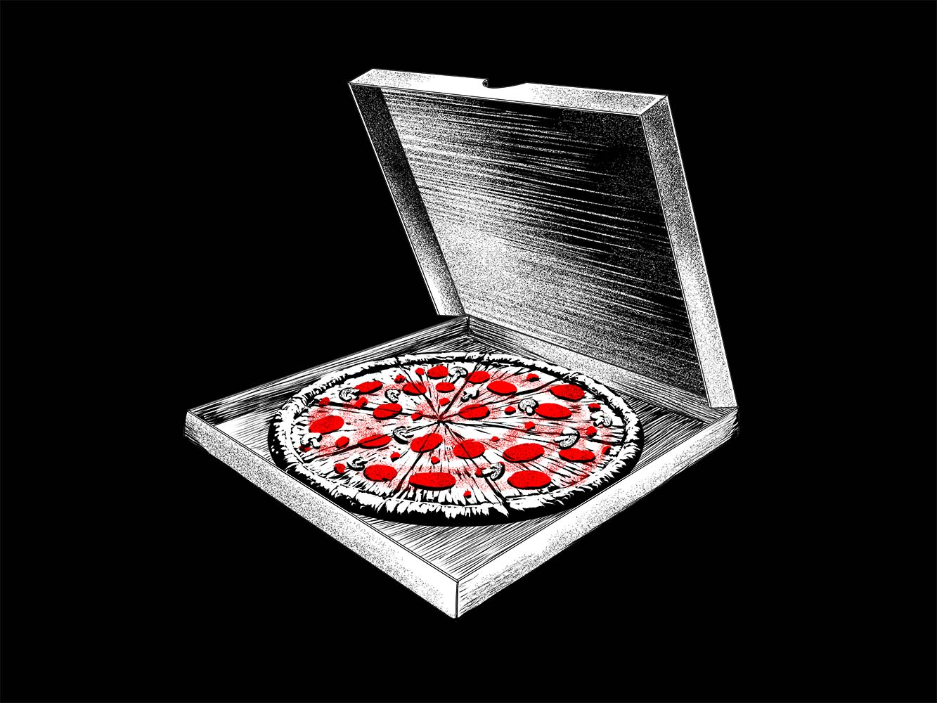 , EP 97: The Pizza Problem, The Cyber Post
